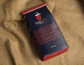 #45 para Design a retail Coffee Bag de razvanferariu