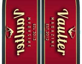#11 für Vaulter Magazine Feather Flag Design von Riad1997