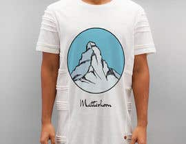 #248 for Design a Mountain T-shirt by shaheer12