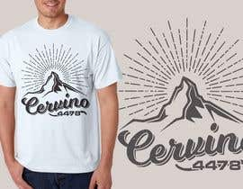 #239 for Design a Mountain T-shirt by krisamando