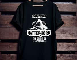 #361 for Design a Mountain T-shirt by mdabdulkader2018
