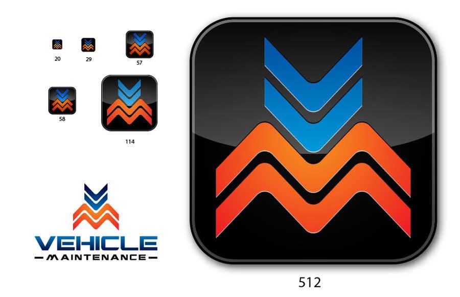 Bài tham dự cuộc thi #                                        100                                      cho                                         Logo Design for an application
