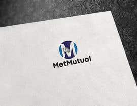 Nro 76 kilpailuun MetMutual logo design käyttäjältä prodipmondol1229