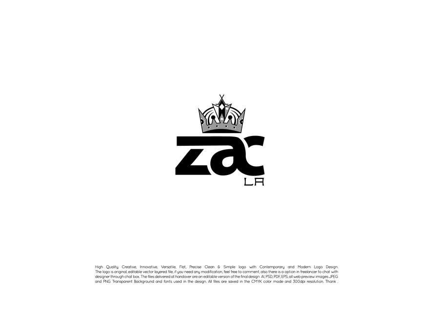 Proposition n°177 du concours need a logo for Zac