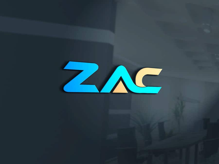 Proposition n°61 du concours need a logo for Zac