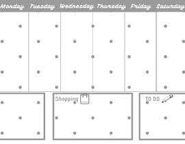 Nro 4 kilpailuun Weekly Bullet Planner/Journal Kit käyttäjältä lovecats0904