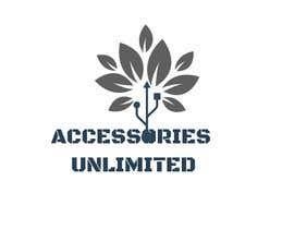 Nro 35 kilpailuun Design a Logo for 'Accessories Unlimited' käyttäjältä easinmdrayhan1