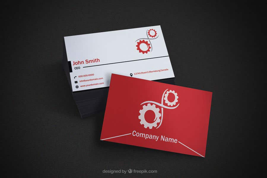 Contest Entry #111 for I need a business card design! Attention grabbing, creative and related to an infosec/cyber security company! (Hacker/security/networks,elegance,creativity)