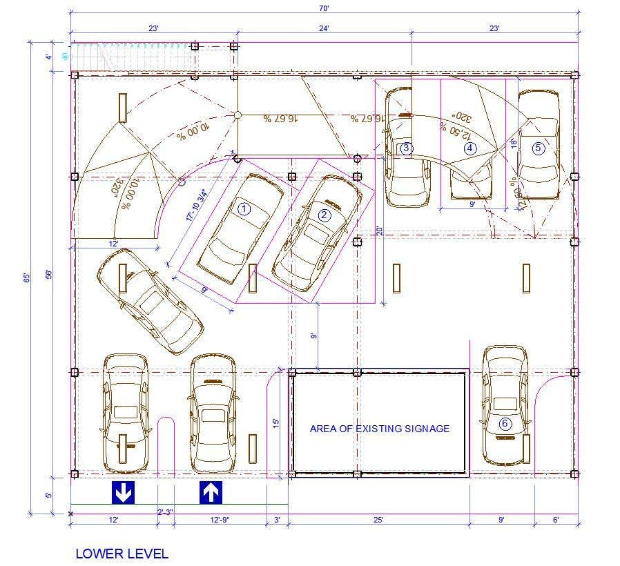 Entry 20 By Solaero For Small Two Story Parking Garage Design