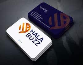 #172 untuk Business Card for HalaBuzz oleh rezaulislam80