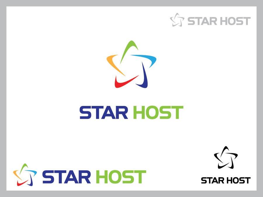 Конкурсная заявка №89 для Logo Design for Star Host
