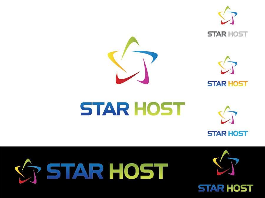 Конкурсная заявка №92 для Logo Design for Star Host