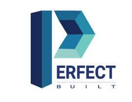 #257 for Design a logo for a building company name PERFECT BUILT by sabrinaparvin77