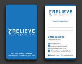 Nro 169 kilpailuun Business card design käyttäjältä Designopinion