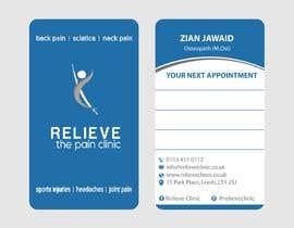 Nro 239 kilpailuun Business card design käyttäjältä saidhasanmilon