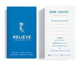 Nro 185 kilpailuun Business card design käyttäjältä SalmaHB95