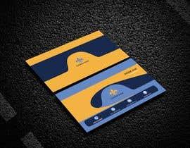 Nro 54 kilpailuun Business card design käyttäjältä anwarulfweb