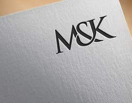 nº 792 pour Design a Logo for M&K par inna10