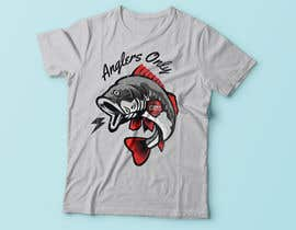 #53 για Design a Cool Fishing T-Shirt από rafiqislam90