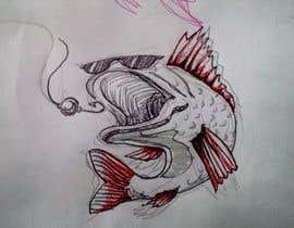 #47 για Design a Cool Fishing T-Shirt από mehedihasan4