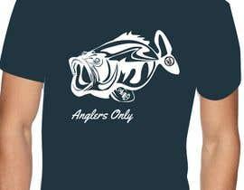#34 για Design a Cool Fishing T-Shirt από letindorko2