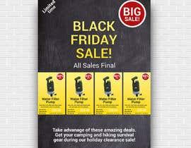 #7 for Black Friday Flyer af MOMODart