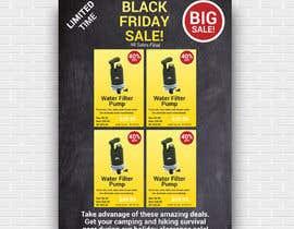 #8 for Black Friday Flyer af MOMODart
