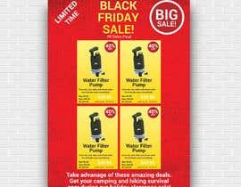 #9 for Black Friday Flyer af MOMODart