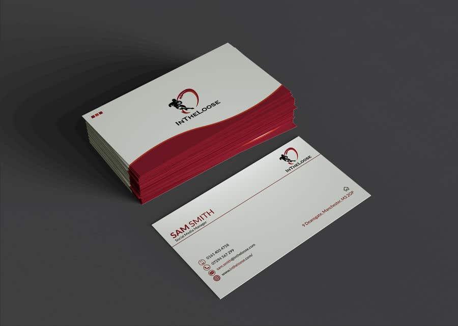 Konkurrenceindlæg #196 for Design a Business Card
