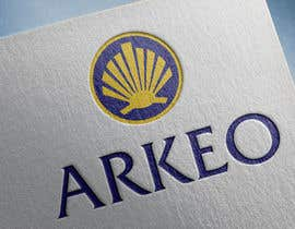 #147 for ARKEO Logo Design Contest by gabba13