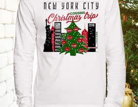nº 2 pour Need fun T-shirt design - Family trip to NYC par IDESIGNFORU