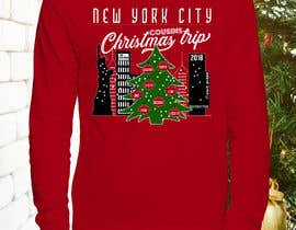 nº 22 pour Need fun T-shirt design - Family trip to NYC par IDESIGNFORU