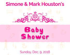 #37 for Baby Shower Banner Design by marinmarina810