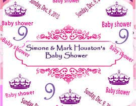#35 for Baby Shower Banner Design by hasna2017
