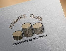 #5 para Разработка логотипа for Finance Club of University of Macedonia por pictopick94