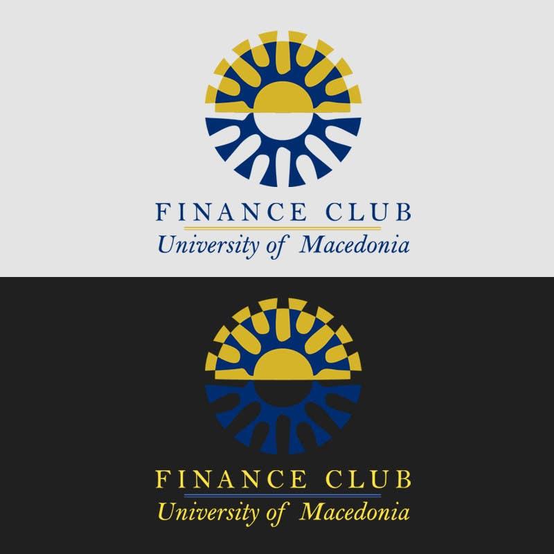 Inscrição nº                                         10                                      do Concurso para                                         Разработка логотипа for Finance Club of University of Macedonia