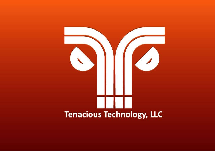 Contest Entry #4 for Logo Design for Tenacious Technology, LLC
