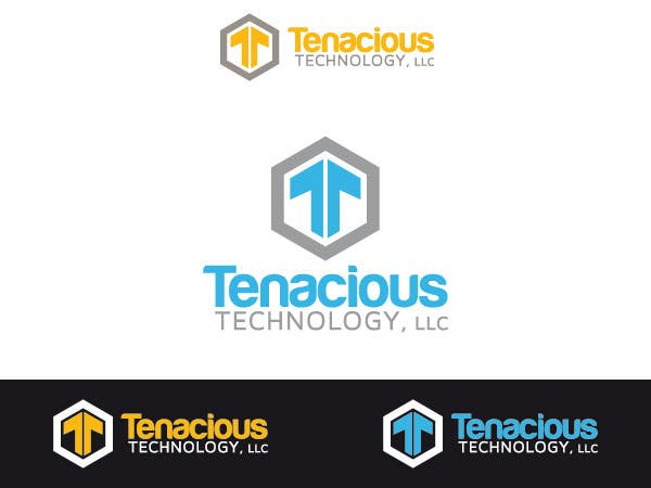 Logo Design Contest Entry #6 for Logo Design for Tenacious Technology, LLC