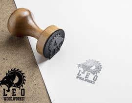 """nº 10 pour logo design """"LEO Wood.Works!"""" par kkopi194"""
