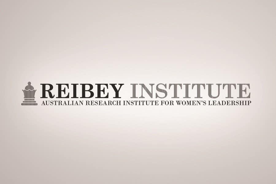 Penyertaan Peraduan #32 untuk Logo Design for Reibey Institute