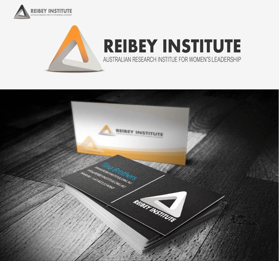 Penyertaan Peraduan #45 untuk Logo Design for Reibey Institute
