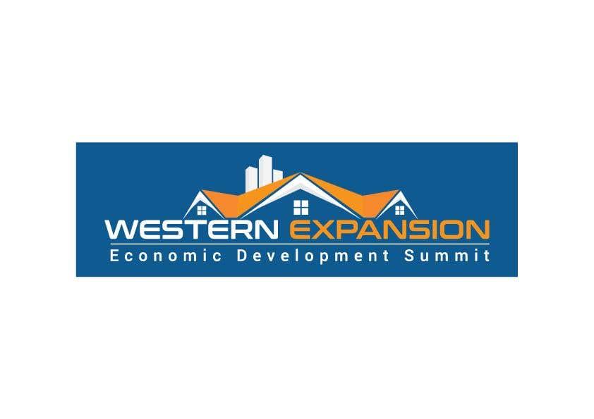 Penyertaan Peraduan #58 untuk western expansion logo