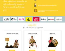 #8 for Design our new homepage and blog index page af nikhiltank35