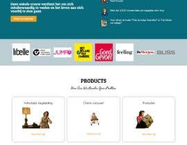 #10 for Design our new homepage and blog index page af andyfazle