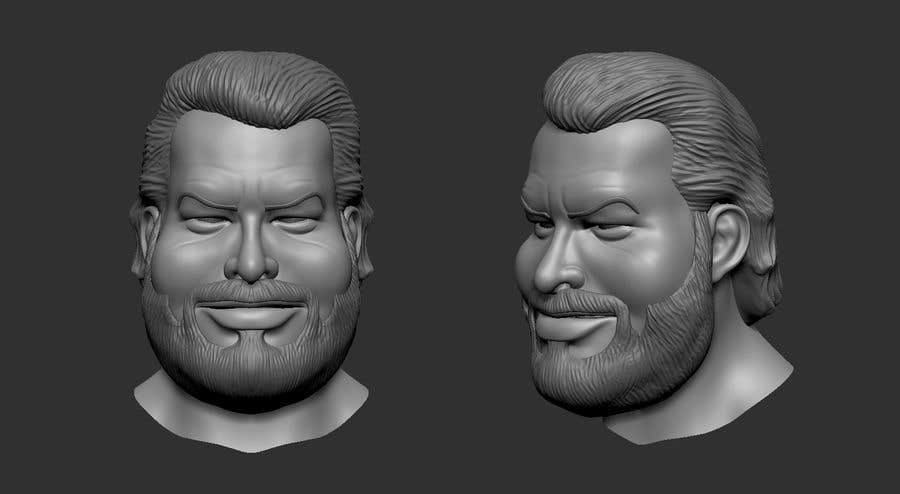Konkurrenceindlæg #10 for Bud Spencer and Terrence Hill 3d Design