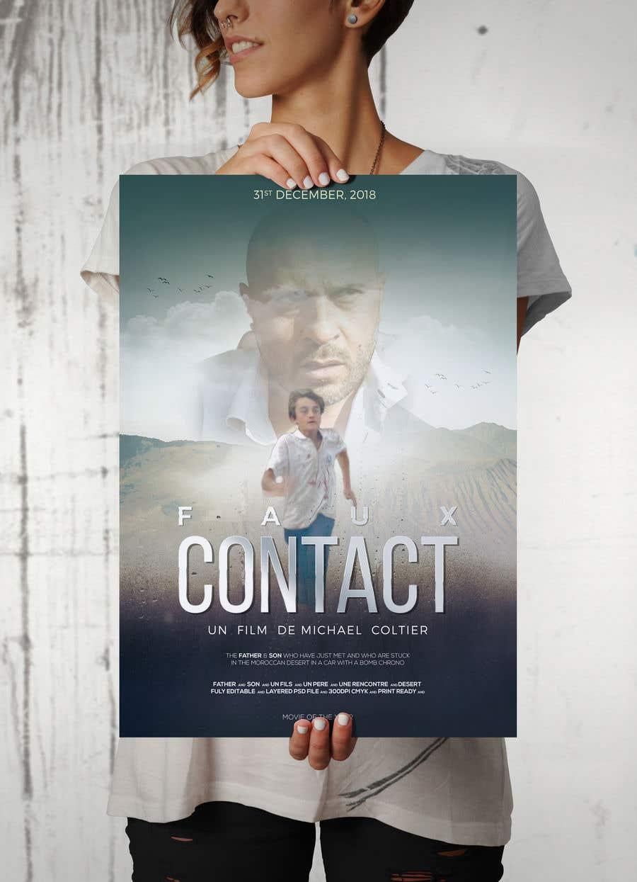 Penyertaan Peraduan #18 untuk Film Flyer/Poster/Affiche