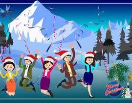 #1 for Christmas Card Art af hemant13joshi