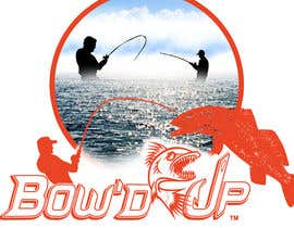 nº 20 pour T-shirt:  Bow'd Up wade fishing scene par Mostafizur1991