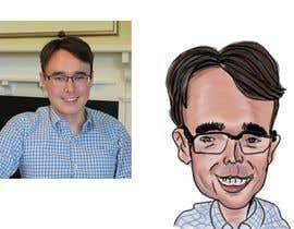 #17 для Draw caricatures of 8 heads, to put on a company Christmas card від wendyzabaleta