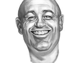 #18 for Draw caricatures of 8 heads, to put on a company Christmas card af erzoarte